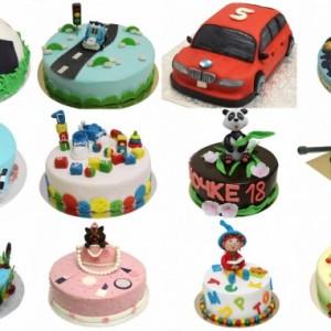 Какой торт выбрать на детский день рождения