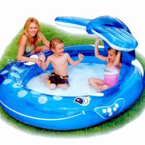 Характеристика безопасности детских надувных бассейнов