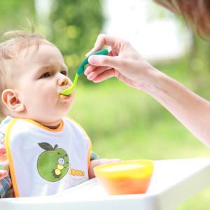 Питание ребенка от 6 до 9 месяцев