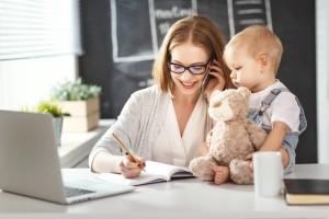 praca-a-wychowanie-dziecka