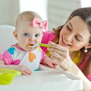 Детское питание: вводим прикорм