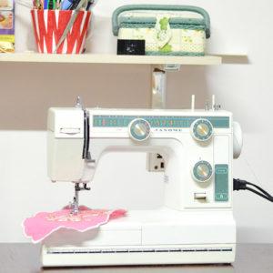 Janome – производитель швейных машинок со столетним стажем